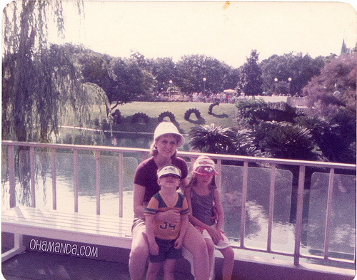 disney world epcot 1984