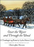 over the river through the woods poem book thanksgiving