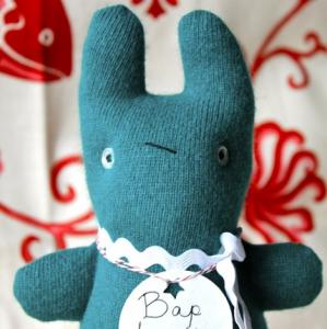 lumplings amy rue handmade doll