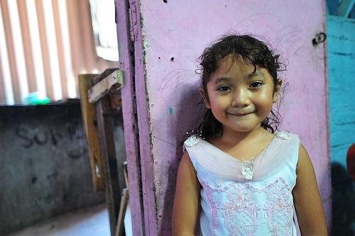 el salvador compassion bloggers sponsor child