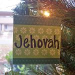 God is… Jehovah!