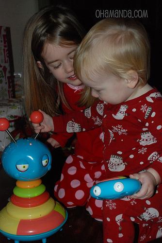 robot gift toy