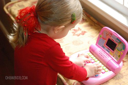 vtech computer laptop gift kids