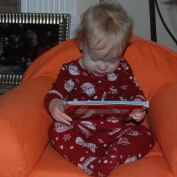 land of nod chair christmas toddler