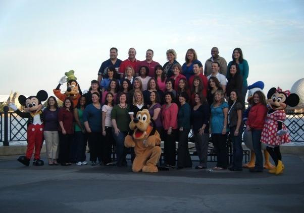 2010 Disney World Mom's Panel