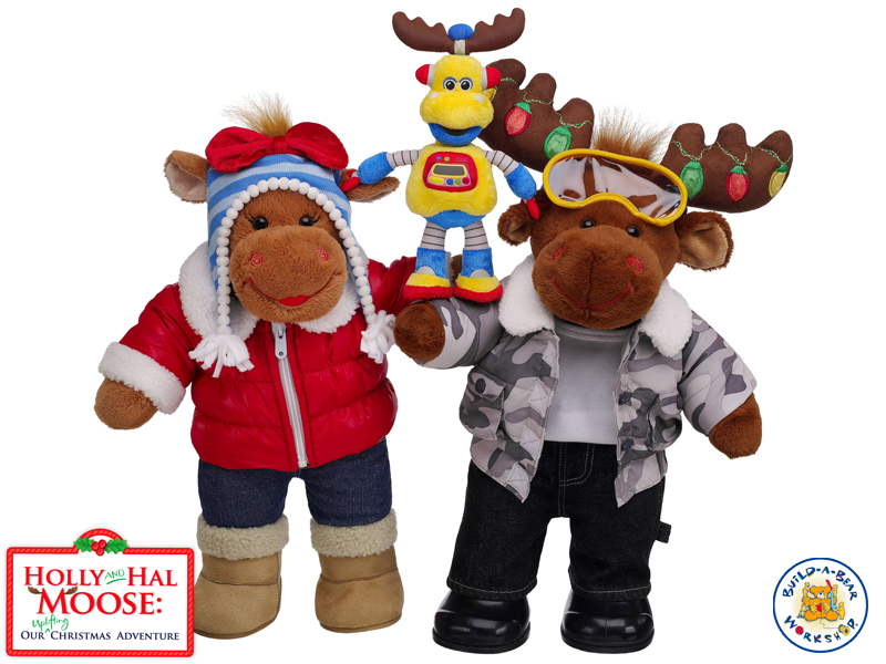 Sweet idea for Christmas: have your kids build a doll from Build-a-Bear and then deliver it to a child in the hospital or homeless shelter. // ohAmanda.com