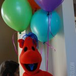 How To Throw The Coolest Muppet Type Puppet Birthday Party