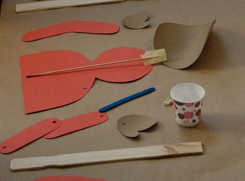 rod puppet craft