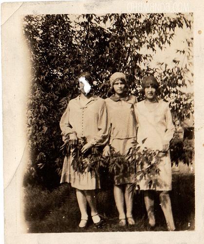 black white picture 1928