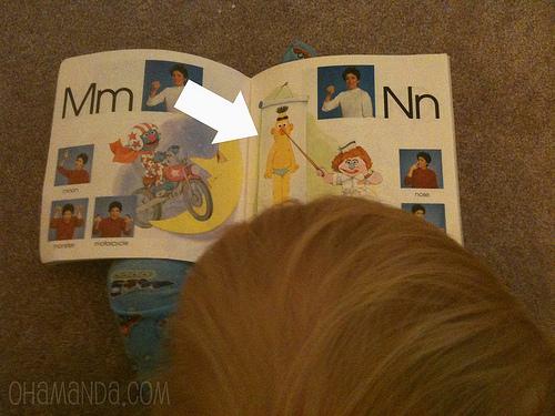 sign language book