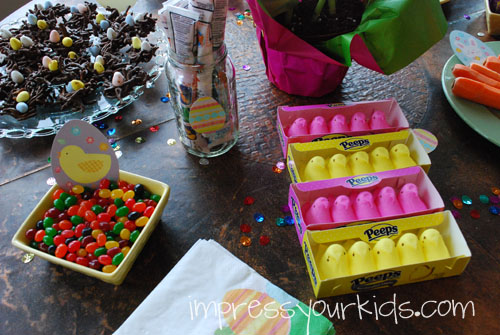 easter food for kids