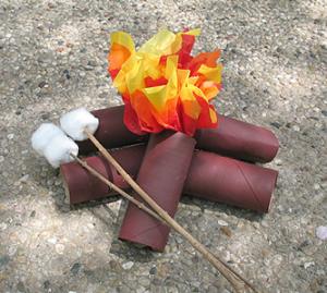 summer camp craft