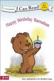 happy birthday barnabas royden lepp
