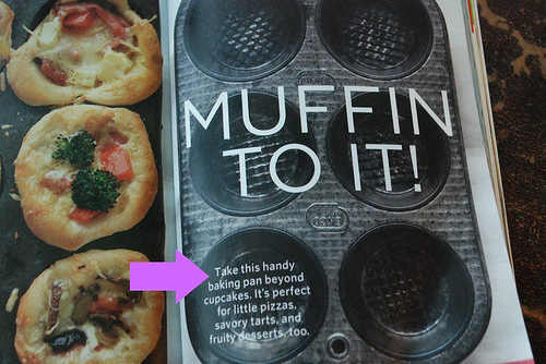 how to use muffin pans