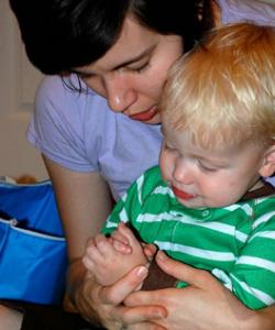 praying with kids