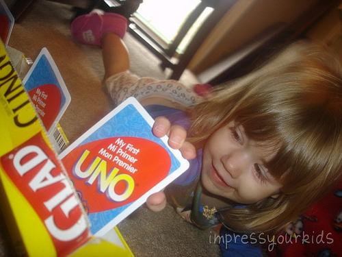 help kids play cards