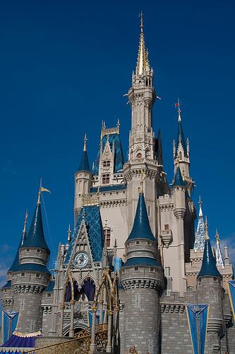 Disney - Magic Kingdom Castle