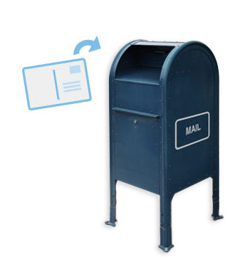 mailable invites