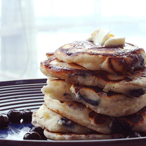 square pancakes