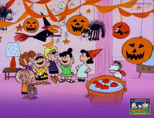 The Great Pumpkin Halloween party