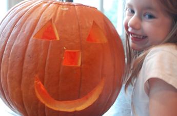 pumpkin jack o lantern scripture