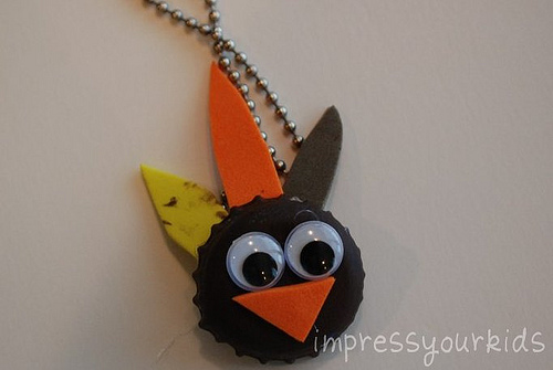 turkey necklace