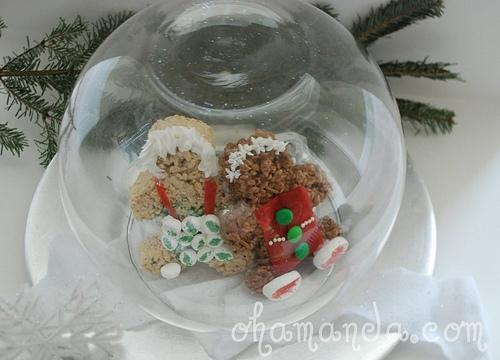 rice krispies christmas