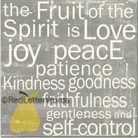 fruit of the spirit art