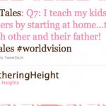 Veggie Tales & World Vision