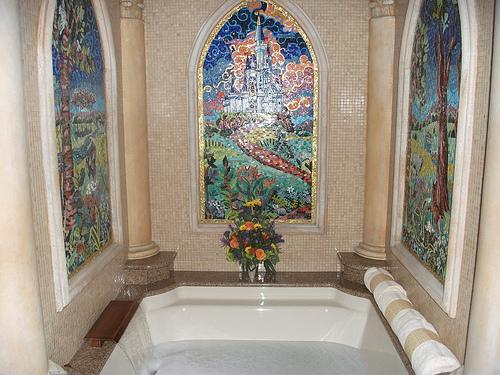 Cinderalla's Hot Tub