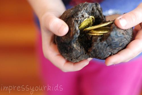 pirate treasure stone