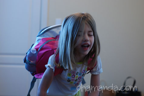 best backpack for kindergarten