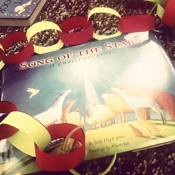 christmas book sally lloyd jones