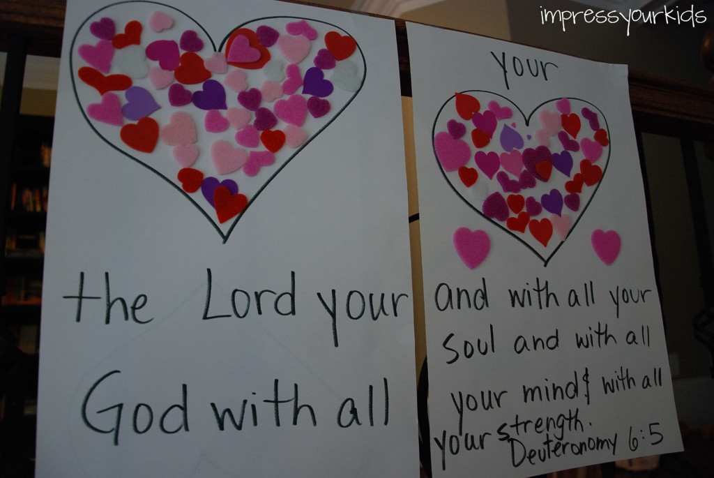 love god with all your heart