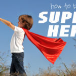 How To Be a Super Hero: SUPER SPEECH