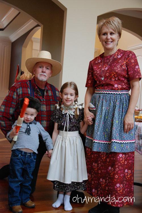 prairie family