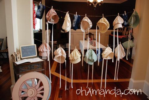 handmade bonnets