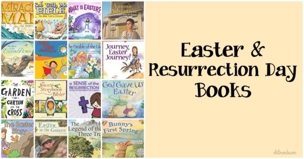 My Fave Easter & Resurrection Day Books
