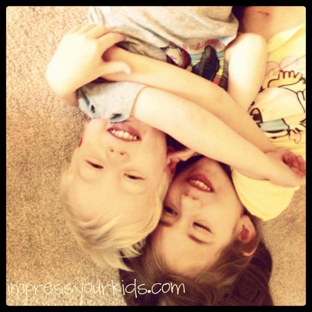best friends siblings