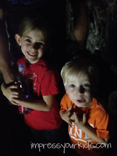 cave adventure kids