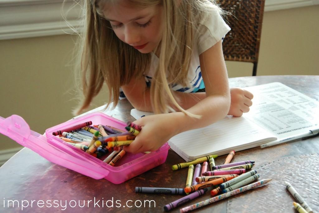 kindergarten journal