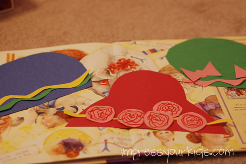 Fun Hat crafts for kids