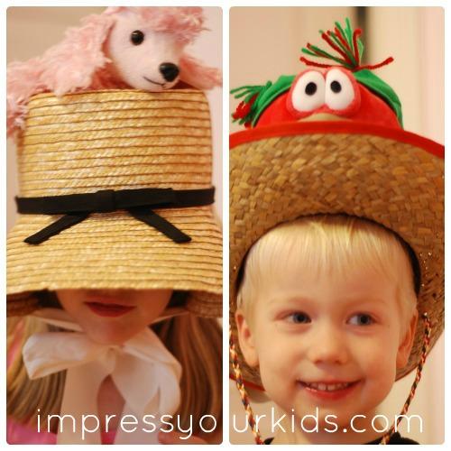 miss hunnicutt's hat activity ideas