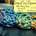 The Grand ReOpening of The Mercy House Shop