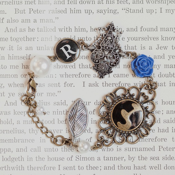 Redeemed - Treasured - Fashion Bracelet