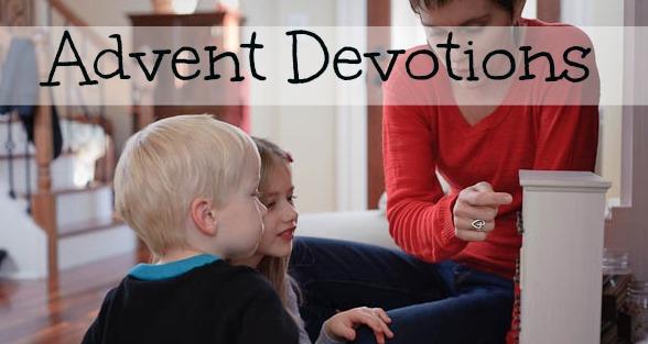 advent devotions 1