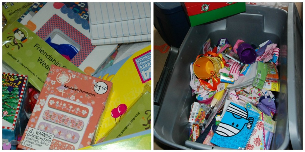 pack a shoebox for operation christmas child