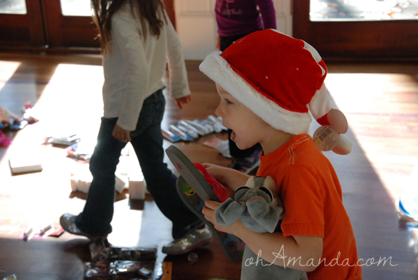 Operation Christmas Child Playdate