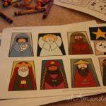 Printable Nativity Scenes