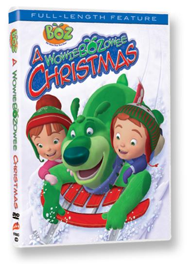 A WowieBOZowee Christmas DVD